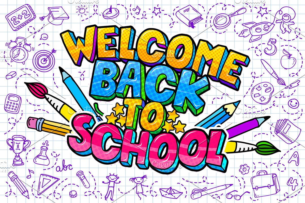 Back to School Welcome ~ Concordia Academy : St Mark Lutheran Church – Omaha